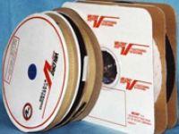 Velcro loop öntapadós Tépőzár 100 mm széles, tekercsben